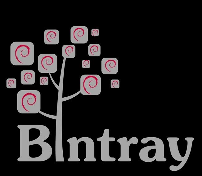 bintray - debian