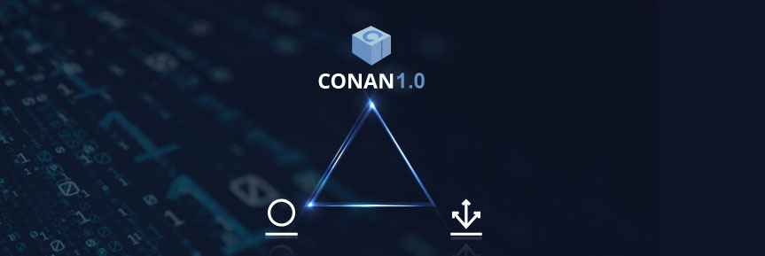 Conan 1.0 and JFrog