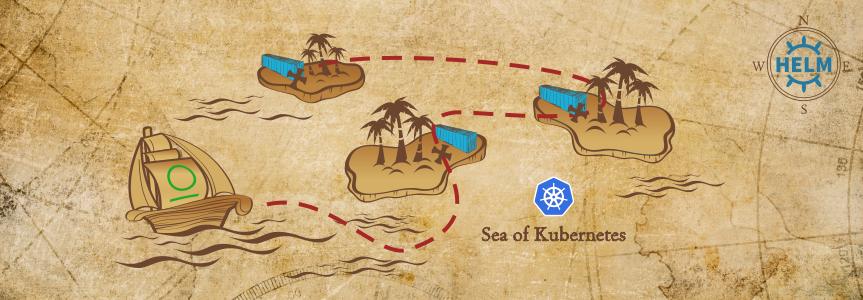 Kubernetes Voyage with Artifactory