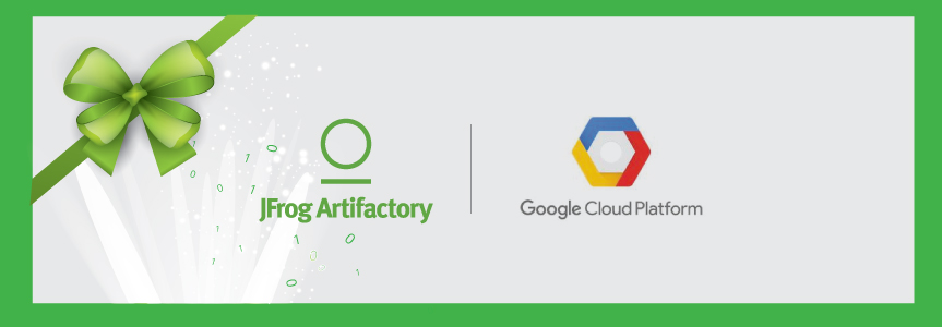 JFrog Artifactory and GCP community project