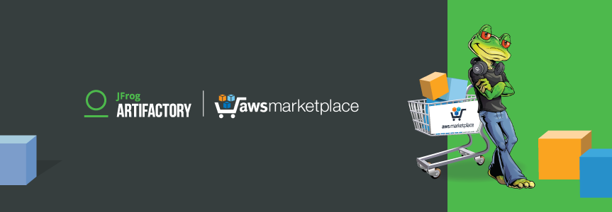 Artifactory Cloud on AWS Marketplace