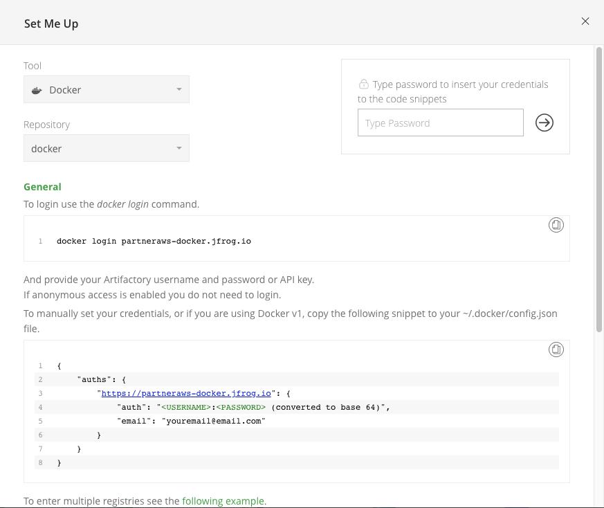 Get your own Kubernetes Registry in EKS using JFrog Artifactory
