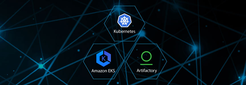 JFrog Artifactory on AWS EKS