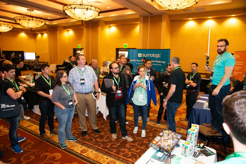 swampUP 2018 Expo