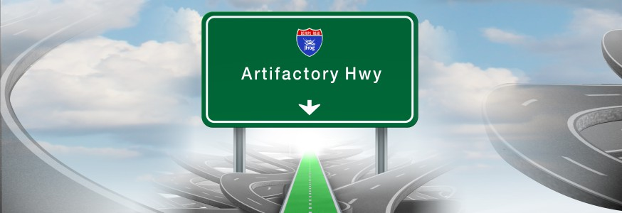 Take the Artifactory Way