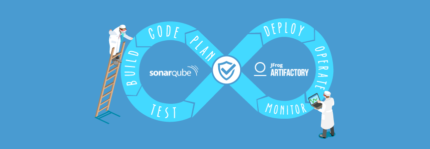 Sonarqube and Artifactory