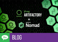 Artifactory and Nomad